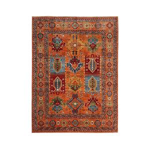 super fijn oriental kazak vloerkleed 320x253cm