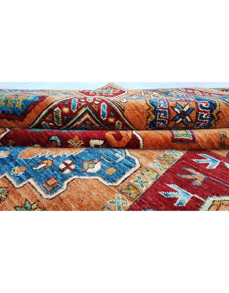 super fein oriental kazak teppich 320x253cm