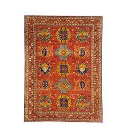 super fijn oriental kazak vloerkleed 359x277cm
