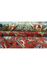 super fijn oriental kazak vloerkleed 347x255cm