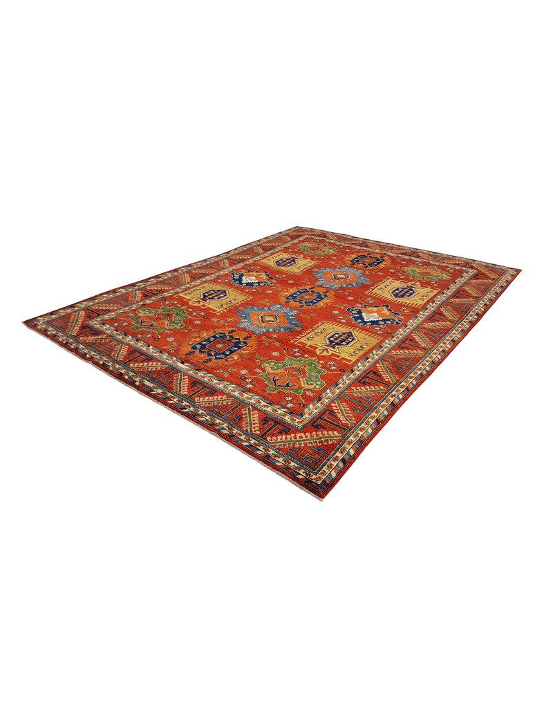 super fein oriental kazak teppich 356x272cm