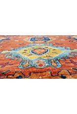 super fein oriental kazak teppich 368x281cm