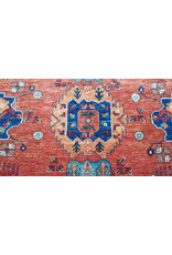 (12'0 x 9'2)feet super fine oriental kazak rug 368x281cm