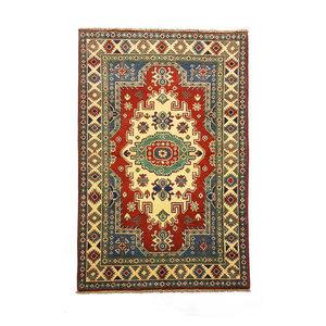 shal Handgeknüpft wolle kazak teppich 149x99 cm   Orientalisch  teppich