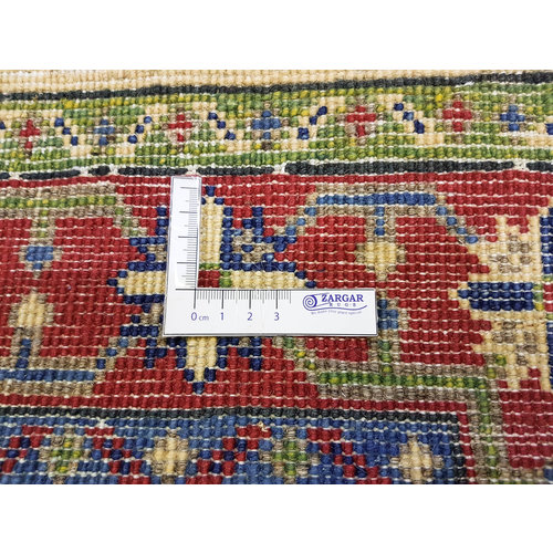 shal Handgeknüpft wolle kazak teppich 155x93 cm   Orientalisch  teppich