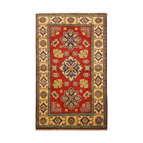 Handgeknüpft wolle kazak teppich 1155x99 cm   Orientalisch  teppich