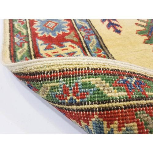 Handgeknoopt Royal kazak tapijt 155x100 cm   vloerkleed Traditional