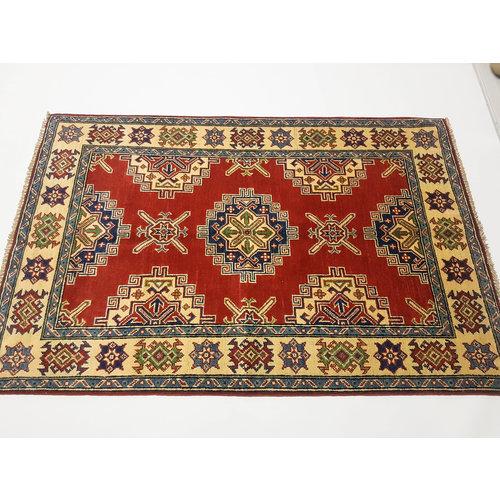 Handgeknüpft wolle kazak teppich 151x99 cm   Orientalisch  teppich