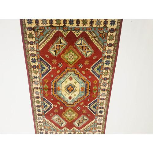 Handgeknoopt Royal kazak tapijt 155x93 cm   vloerkleed Traditional