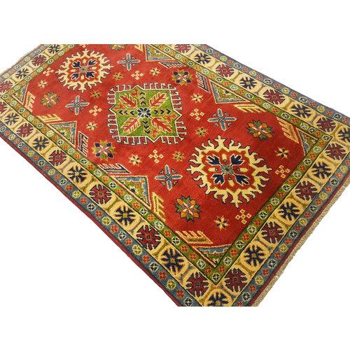 Handgeknoopt Royal kazak tapijt 154x94 cm   vloerkleed Traditional