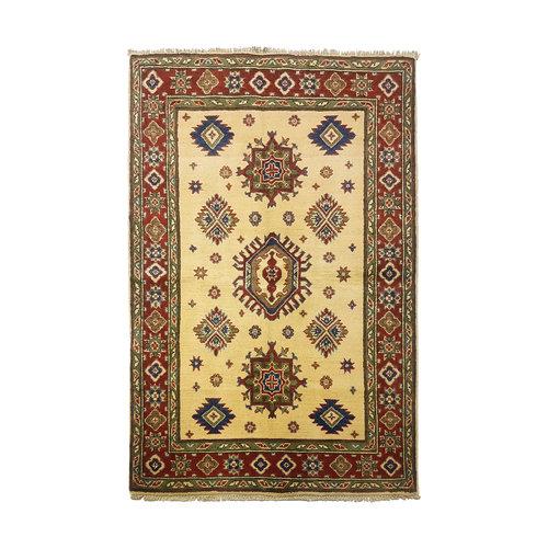Handgeknoopt Royal kazak tapijt 152x103  cm   vloerkleed Traditional