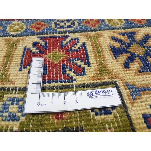 Handgeknüpft wolle kazak Rod teppich 147x98 cm   Orientalisch  teppich