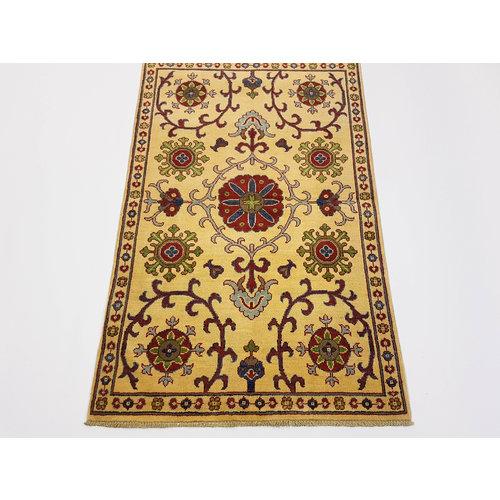 Handgeknüpft wolle kazak teppich 151x95 cm   Orientalisch  teppich