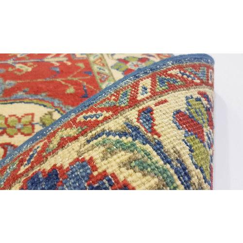 Handgeknoopt Royal  kazak tapijt 146x93 cm   vloerkleed Traditional