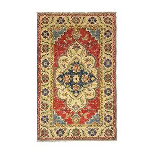 Handgeknoopt Royal  kazak tapijt 148x97 cm   vloerkleed Traditional