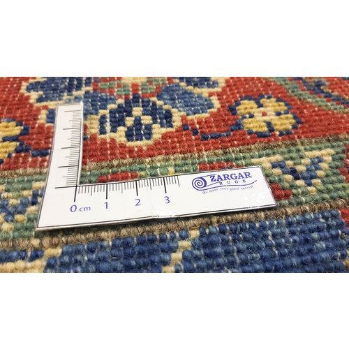 Handgeknoopt Royal  kazak tapijt 157x97 cm   vloerkleed Traditional