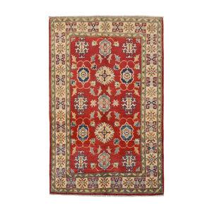 Handgeknoopt kazak tapijt 152x99m  oosters kleed vloerkleed