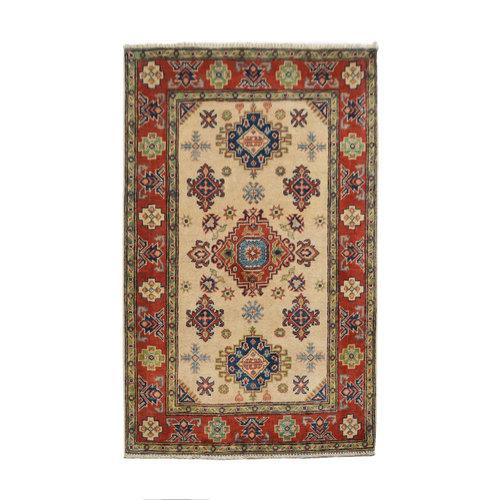 Handgeknoopt Royal  kazak tapijt 152x102 cm   vloerkleed Traditional