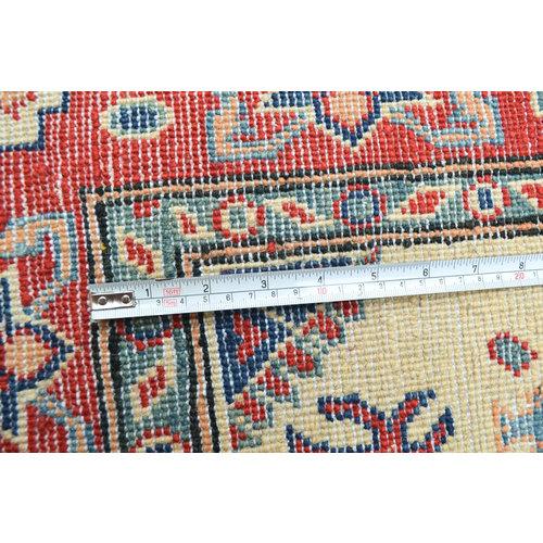 Handgeknoopt Royal kazak tapijt 155x101 cm   vloerkleed Traditional