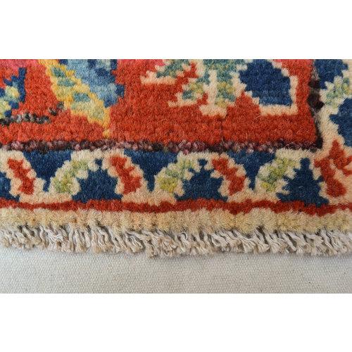 Handgeknüpft wolle kazak teppich 149x101 cm   Orientalisch  teppich