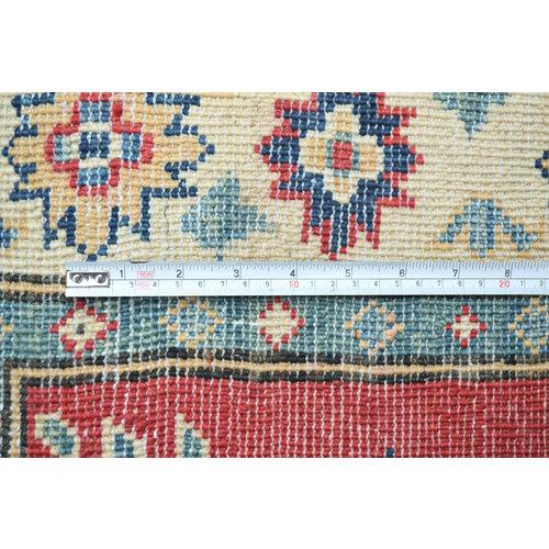 Handgeknüpft wolle kazak Rod teppich 155x105 cm Orientalisch  teppich