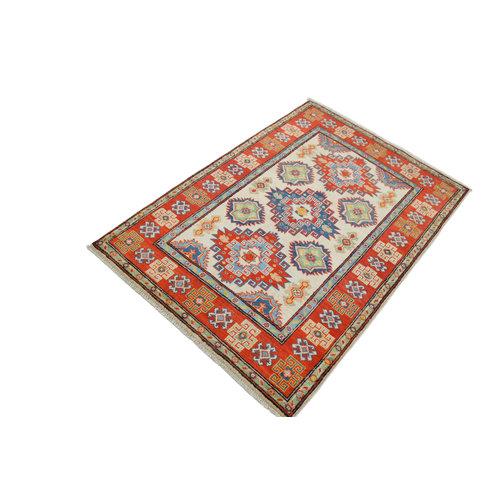 Handgeknoopt Royal kazak tapijt 149x103 cm vloerkleed Traditional