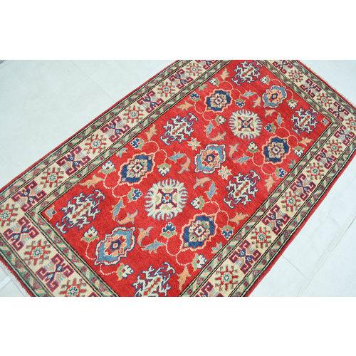 Handgeknoopt Royal Rood kazak tapijt 169x98 cm   vloerkleed Traditional