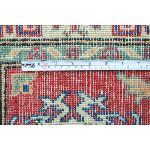 Handgeknüpft wolle kazak Rod teppich 169x98 cm   Orientalisch  teppich