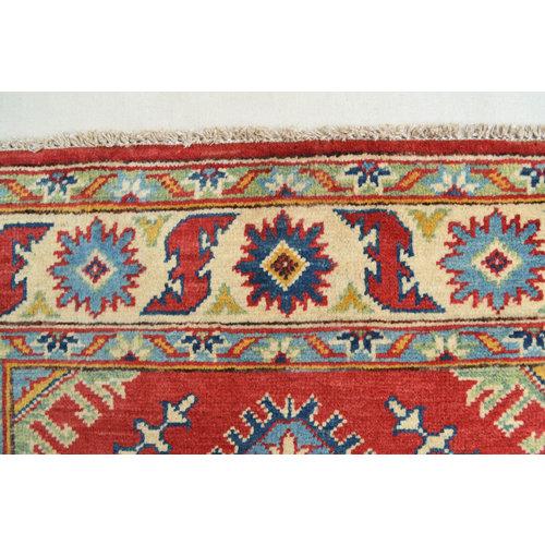 Handgeknüpft wolle kazak Rod teppich 147x100 cm Orientalisch  teppich