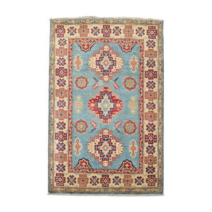 Handgeknoopt Royal  kazak tapijt 164x100 cm  vloerkleed Traditional