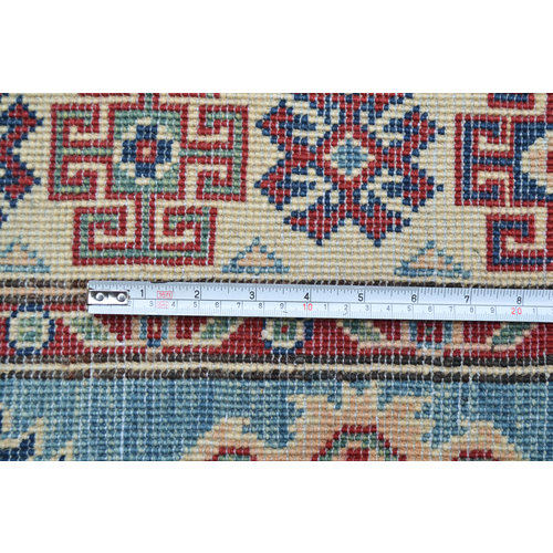 Quality Wool Rug Tribal 5'38x3'28 Hand knotted carpet Royal kazak