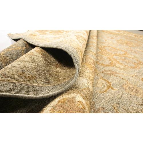Farahan  Handgeknoopt  ziegler teppich 345x272 cm orient teppich