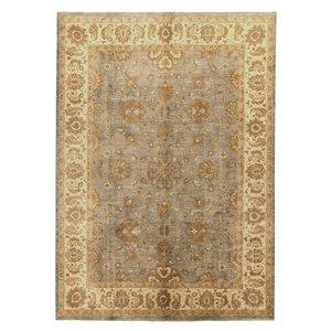 Handgeknoopt  ziegler teppich 345x272 cm orient teppich