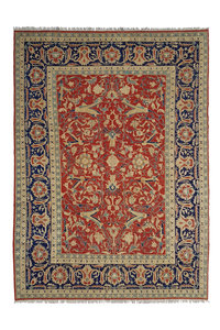 Soumak Multi Colour Handmade 11'08 X 8'69 Sumak Kilim Area Rug wool carpet