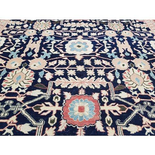 kwaliteit Handgeweven Sumak Kelim 363X266 cm