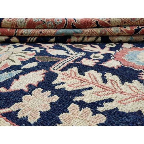 oriental Multi Colour Handmade soumak carpet 11'90 X 8'72 Sumak Kilim Area Rug