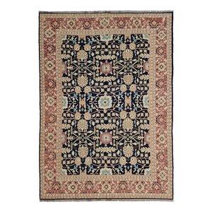 Qualität Handgewebt Sumak Kelim Teppich 363X266 cm