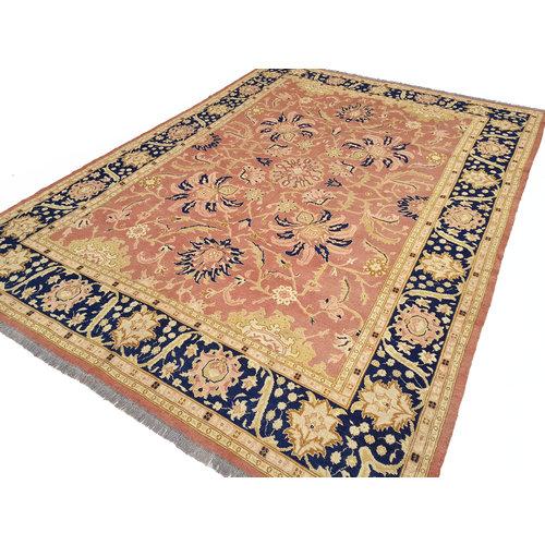 kwaliteit Rood Handgeweven SumakKelim 324X227 cm