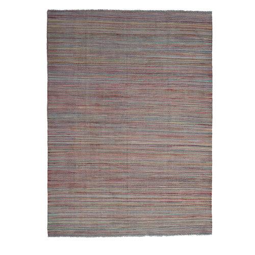 modern Kelim Kleed 242X180 cm Vloerkleed Kwaliteit Tapijt Kelim Hand Geweven