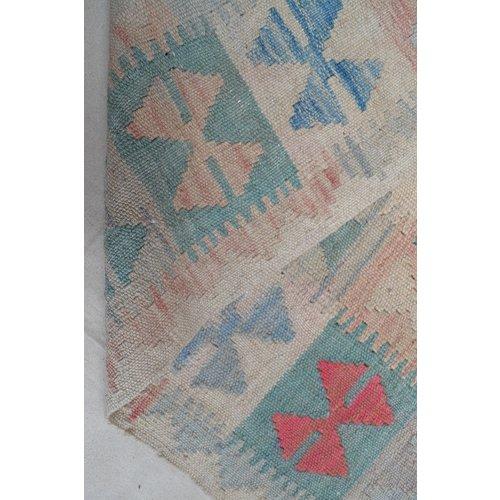 Kelim Teppich 243X169 cm Qualität Handgewebt afghan kelim teppich