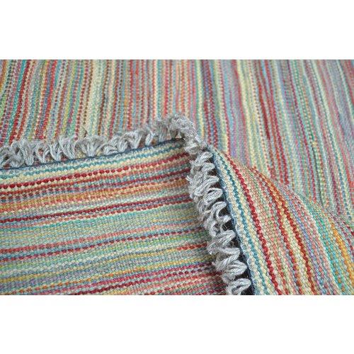 Kelim Kleed 244X172 cm Vloerkleed Kwaliteit Tapijt Kelim Hand Geweven