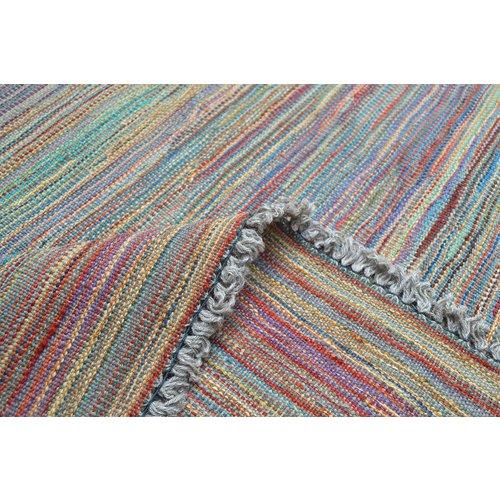 Kelim Kleed 236X168  cm Vloerkleed Kwaliteit Tapijt Kelim Hand Geweven