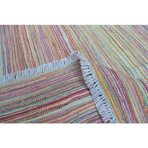 Kelim Teppich 243X170 cm Qualität Handgewebt afghan kelim teppich