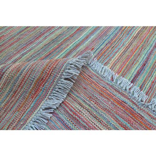 Kelim Kleed 250X175  cm Vloerkleed Kwaliteit Tapijt Kelim Hand Geweven