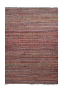 modern afghan Hand woven wool kilim 8'26X5'67 Carpet Rug 252X173cm