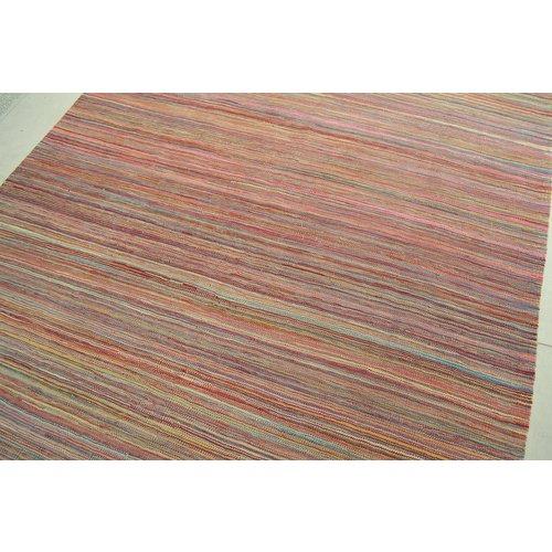 Kelim Kleed 252X173  cm Vloerkleed Kwaliteit Tapijt Kelim Hand Geweven
