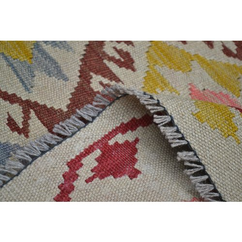 Kelim Teppich 245X171 cm Qualität Handgewebt afghan kelim teppich