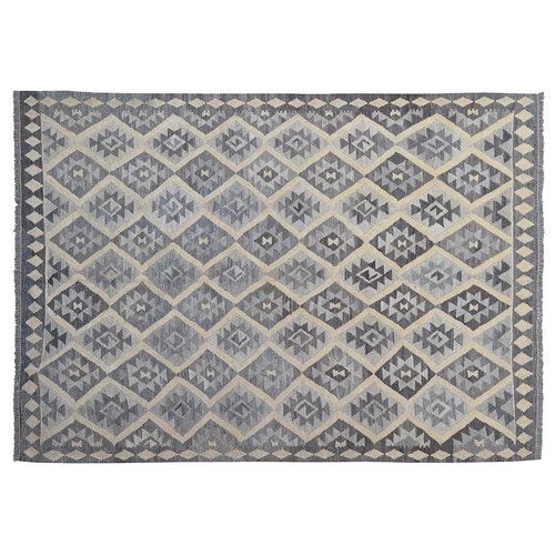 natural Kelim Teppich 239X173  cm Qualität Handgewebt afghan kelim teppich