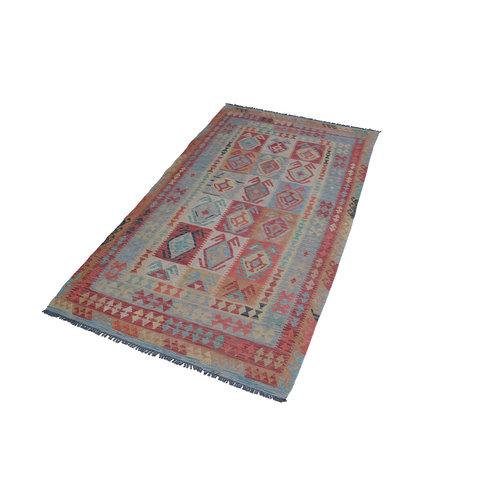 Kelim Teppich 256X146 cm Qualität Handgewebt afghan kelim teppich