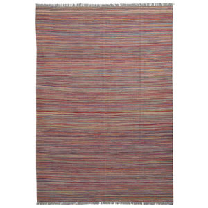modern Kelim Teppich 251X175 cm Qualität Handgewebt afghan kelim teppich